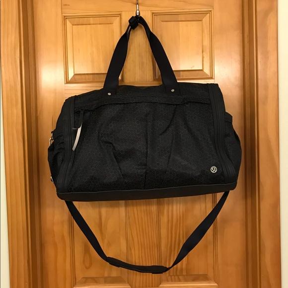 ac12735431 lululemon athletica Bags | Lululemon Urban Warrior Duffel | Poshmark